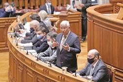 O Governo de António Costa tem um total de  70 membros, entre primeiro-ministro, 19 ministros e 50 secretários de Estado