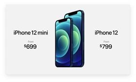 Novos iPhone 12