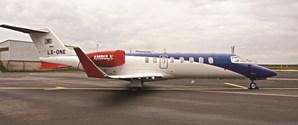 Ambulância aérea custa 21 600 euros