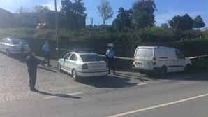 Caça ao homem em Braga após abalroamento de carro com fuga. Há um detido