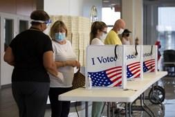 Os especialistas prevêem taxas de participação superiores a qualquer eleição presidencial desde 1908