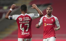 Sporting Braga - Nacional