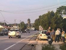 Atropelamento mortal ocorrido em Aljezur