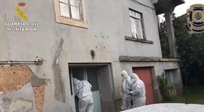 PJ fez buscas a garagem em Coimbra