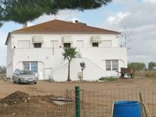 Casa onde morava o agressor