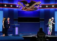 Debate presidenciais EUA