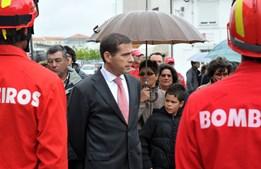 João Lourenço liderou município de Santa Comba Dão