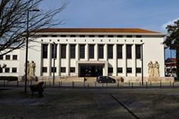 Julgamento decorre no Tribunal de Santarém