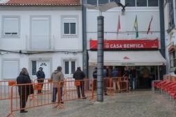 Eleições do Benfica no Montijo