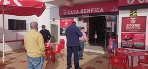 Eleições na casa do Benfica de Albufeira