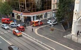 Ataque com faca em Nice