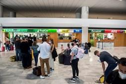 Regra do distanciamento não foi respeitada por muitos turistas