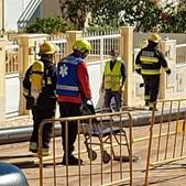 Fuga de gás obriga à retirada de pessoas de prédio em Paço de Arcos