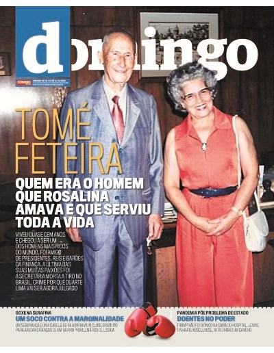 Revista Domingo desta semana (18/10/2020)