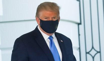 Fonte familiar desmente médicos e diz que estado de Trump é preocupante - Mundo - Correio da Manhã