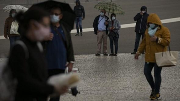 O que fazer quando a máscara se molha?