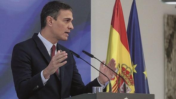 Espanha anuncia fim do uso de máscara na rua a partir de 26 de junho