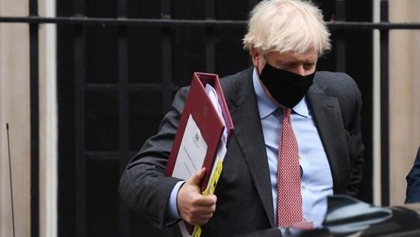 "Boris Johnson diz que vacina contra Covid-19 vai permitir ""recuperar vidas"""