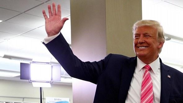 Trump já votou na Florida. Presidente dos EUA juntou-se aos 55 milhões de americanos que anteciparam o voto