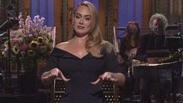 A forma física de Adele, depois de perder mais de 50kg