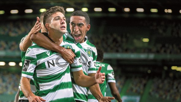 Venda de Vietto alivia contas da SAD do Sporting