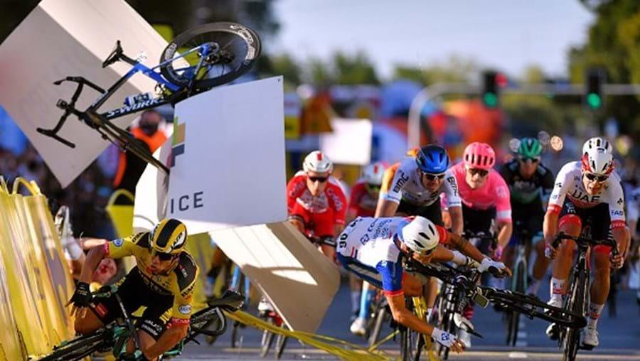 Ciclista Fabio Jakobsen