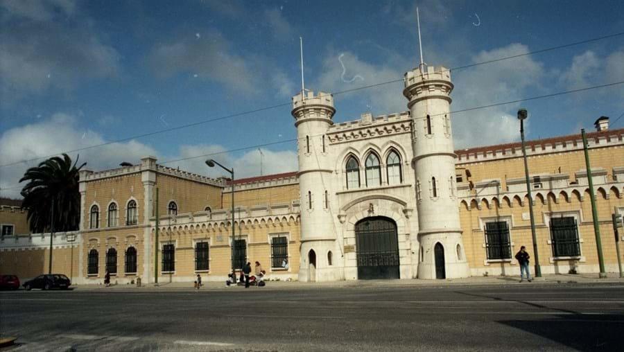 Ataque na cadeia de Lisboa