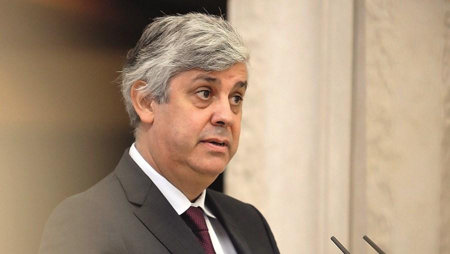 Mário Centeno, governador do Banco de Portugal