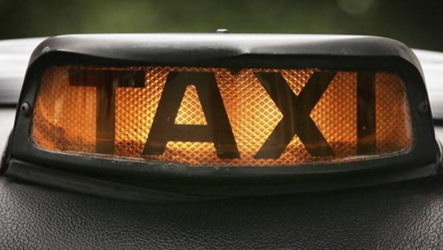 Táxi Inglaterra