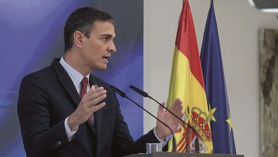Sánchez convocou Conselho de Ministros extraordinário para fechar Madrid