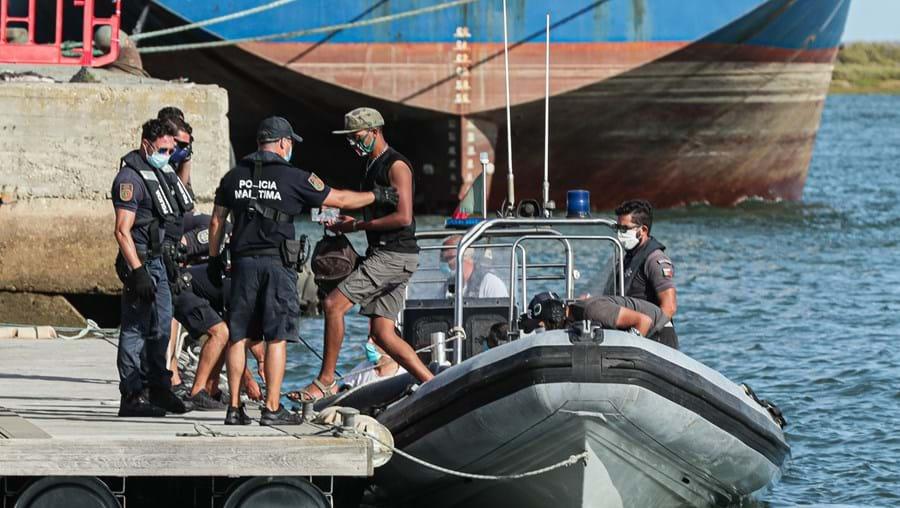 Suspeito foi constituído arguido na quinta-feira pelo crime de tráfico de seres humano.