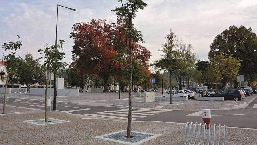 Obras de melhoramento do Campo do Seco custaram 2,8 milhões de euros e tornaram espaço mais funcional