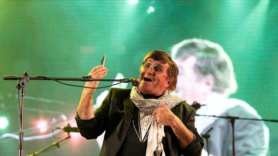 Aos 78 anos José Cid continua com uma carreira ativa, quer em palco quer em estúdio