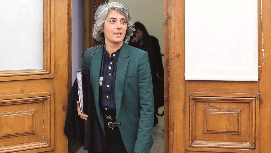 Graça Fonseca, ministra da Cultura, terá de gerir um orçamento de 313,1 milhões de euros, segundo proposta para 2021