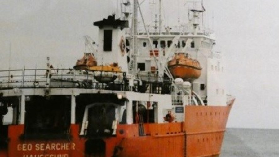 Navio 'Geo Searcher'