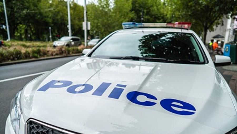 Polícia australiana