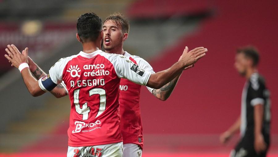 Spo. Braga vs. Nacional