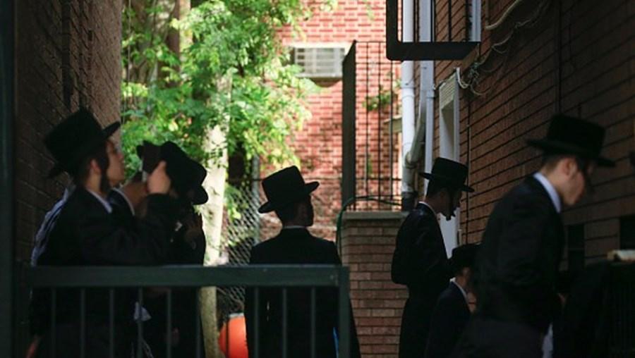 Comunidade de judeus ortodoxos em Nova Iorque