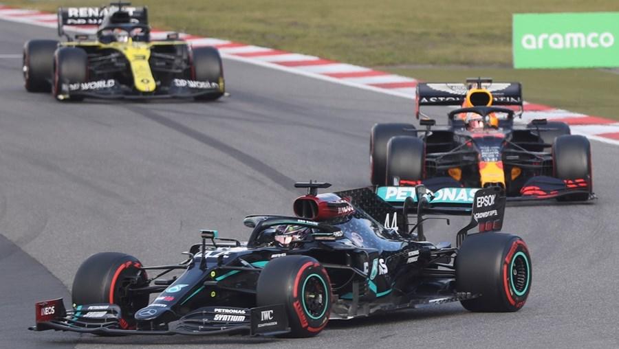 Lewis Hamilton é o líder do Mundial e pode bater um recorde no Algarve, no próximo domingo