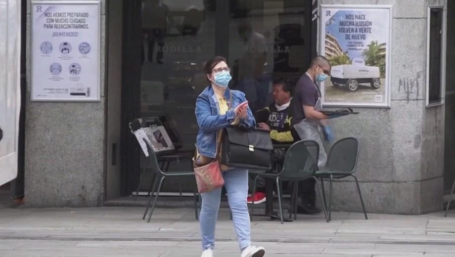 Coronavírus Espanha