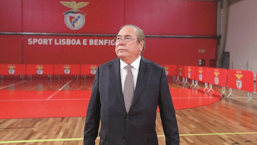 Virgílio Duque Vieira, presidente da  Mesa da Assembleia-Geral do Benfica