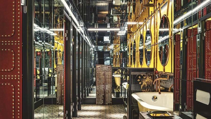 JNcQUOI Club -O restaurante tem uma área exclusiva para membros do seu clube privado