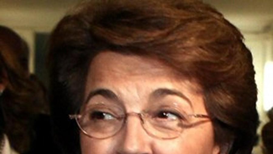 Antiga ministra da Saúde, Ana Jorge
