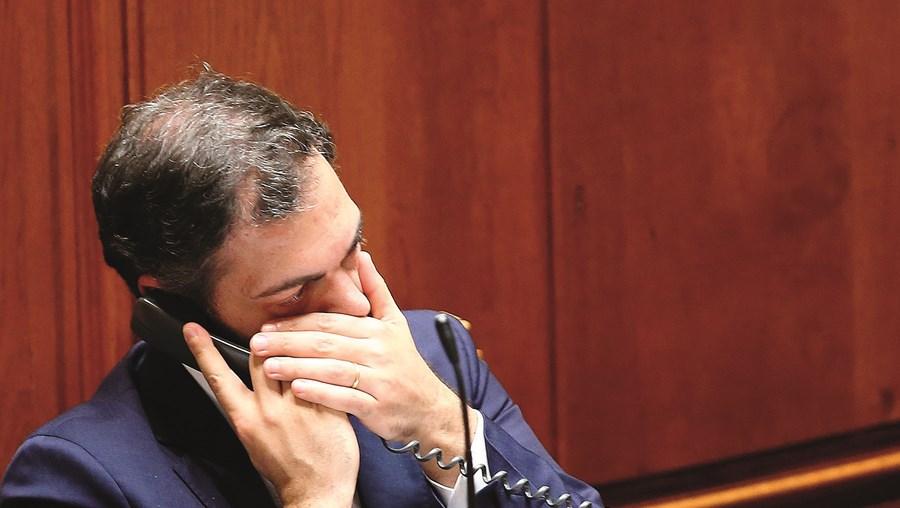 """Duarte Cordeiro, secretário de Estado dos Assuntos Parlamentares, considera a postura do Bloco """"incompreensível"""""""