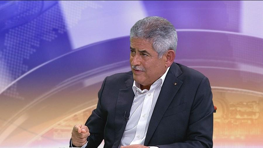 Luís Filipe Vieira em entrevista à CMTV
