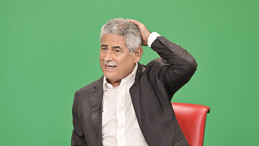 Luís Filipe Vieira  foi entrevistado nos estúdios da  CMTV e explicou a escolha de Rui Costa para vice-presidente