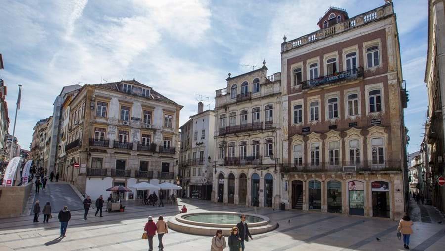 Roubo que feriu Jorge Franco ocorreu na Baixa de Coimbra