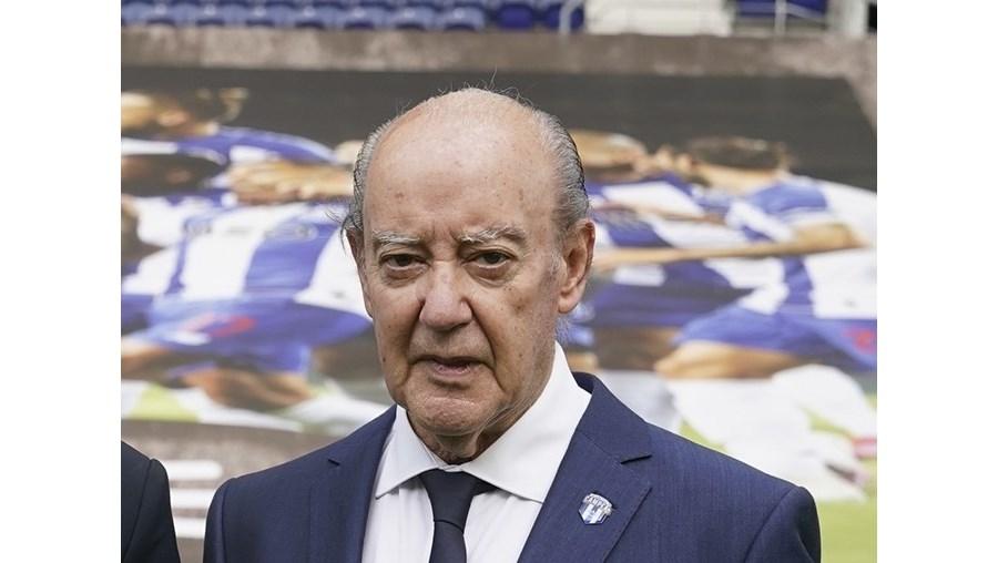 """Pinto da Costa assegurou que """"já foram dados passos"""" para reverter situação"""