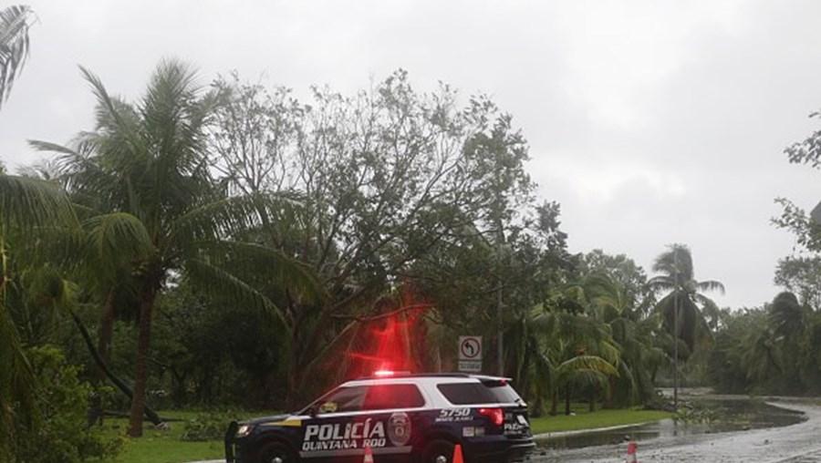 Polícia no México