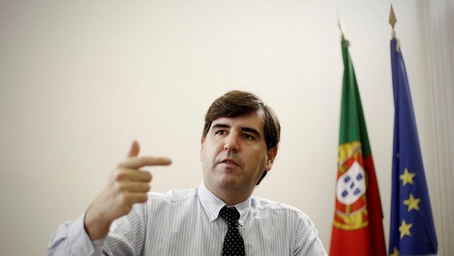 Artur Trindade , ex-secretário de Estado da Energia